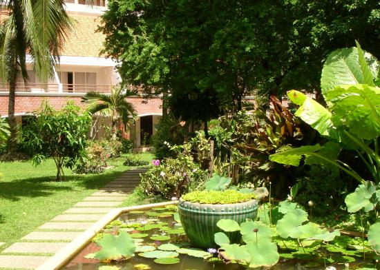 Patong Resort: Garden Wing