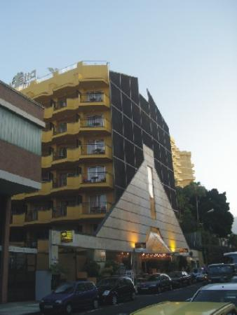 GF Noelia : hotel from outside