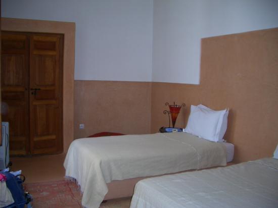Riad l'Orangeraie: Safran Bedroom