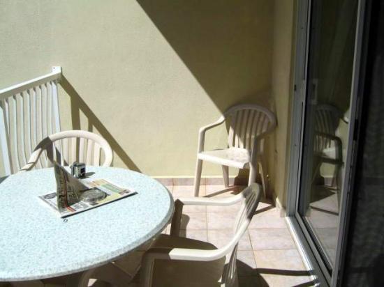 Villa del Palmar Beach Resort & Spa Los Cabos: patio