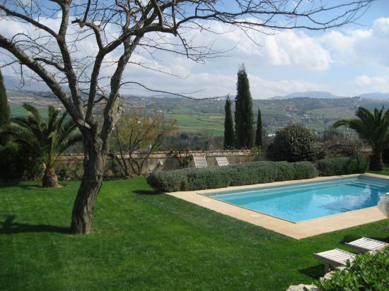 Hotel La Fuente De La Higuera: The pool