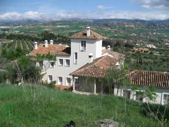 Hotel La Fuente De La Higuera: Veiws Views everywhere