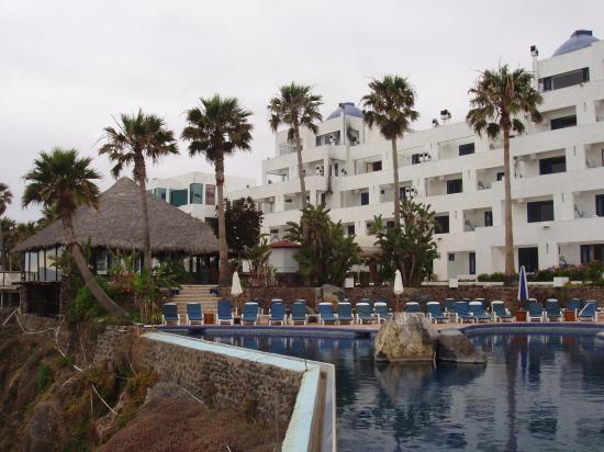 cafe del mar picture of las rocas resort spa rosarito. Black Bedroom Furniture Sets. Home Design Ideas