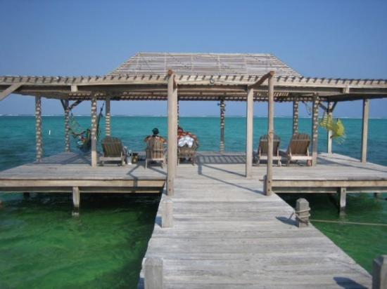 Matachica Resort & Spa : Matachica Pier