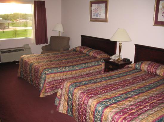 Best Western Brookfield: Room
