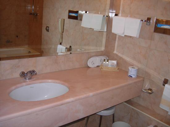 Accademia Hotel: toilet again