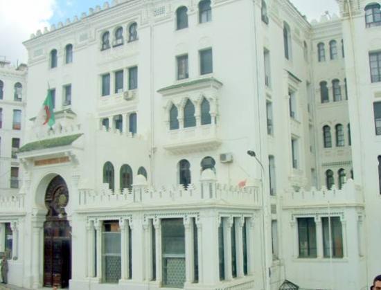 Grand Cirta hotel