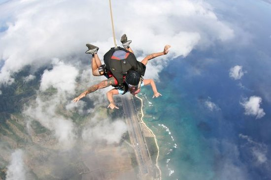 Skydive Hawaii (Oahu) - 2021 All You Need to Know BEFORE ...