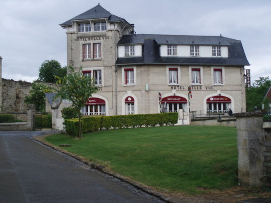 Photo of Hotel-Restaurant Belle Vue Coucy-le-Chateau-Auffrique