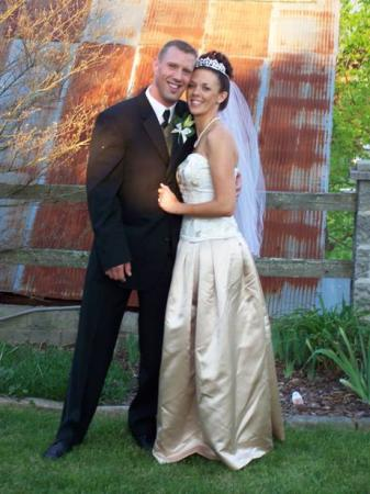 Prospect Hill Bed & Breakfast Inn: Our Garden Wedding