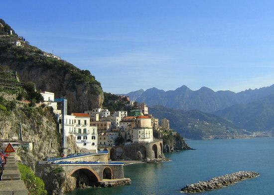 ساحل أمالفي, إيطاليا: Amalfi