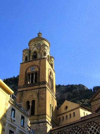 Amalfikysten, Italien: Amalfi