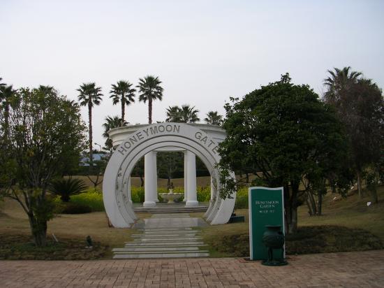 Lotte Hotel Jeju : Lotte Hotel Honeymoon Garden