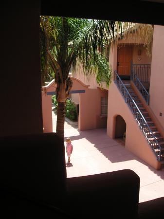 entry to casita