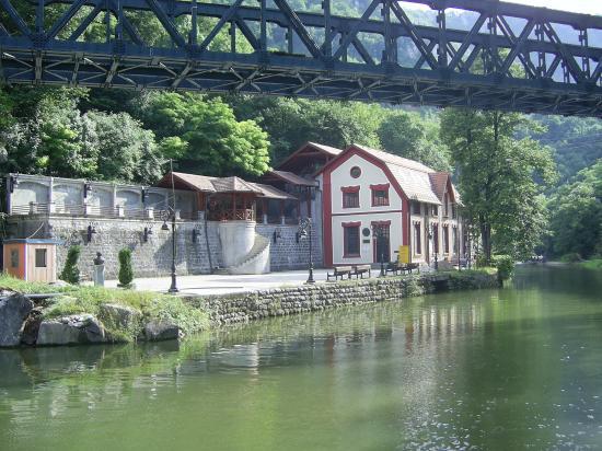 Užice, Srbija: Uzice Power Plant (est. 1900.)
