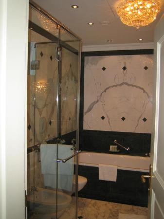 Hotel Imperial Vienna : Bathroom