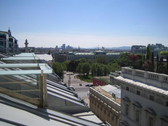 Hotel Imperial Vienna : Suite balcony
