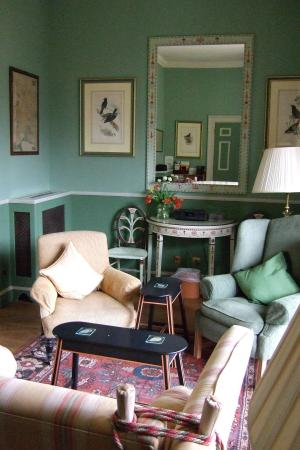The Temple : The Sitting Room