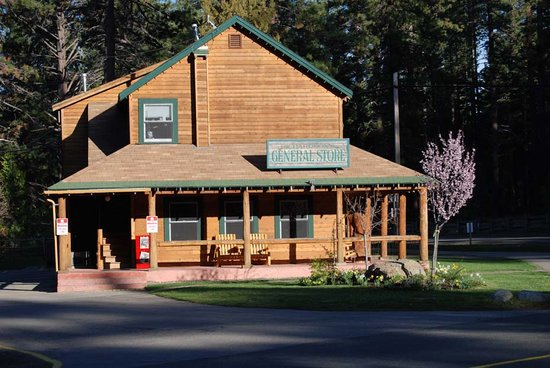Camp Richardson Resort: General Store at Camp Richardson, Lake Tahoe, CA
