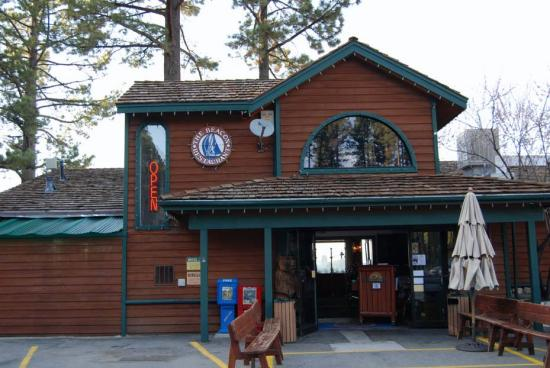 Camp Richardson Resort: The Beacon Grill, Camp Richardson, Lake Tahoe, CA