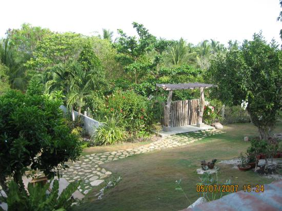 Amarela Resort: a view from our room