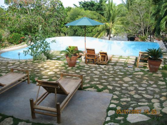 Amarela Resort : the pool