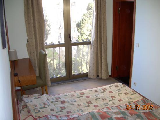 Park Residence: Bedroom