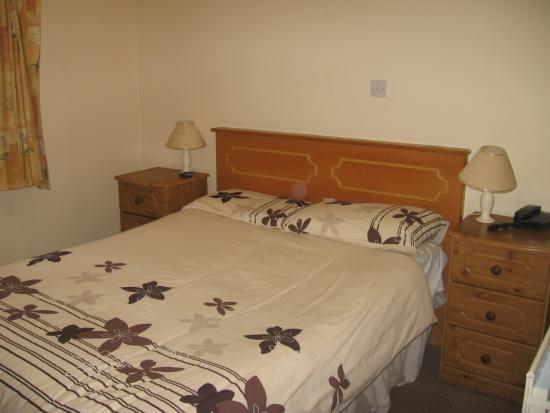 Hazelbrook House B&B: Room