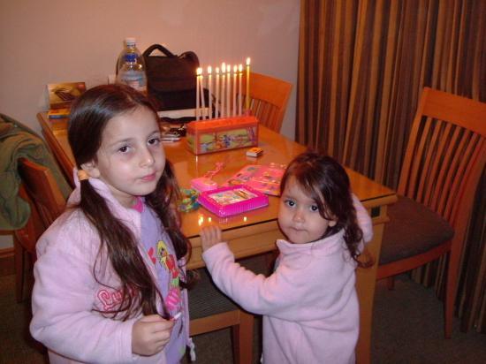 U Suites Eilat: the diner table