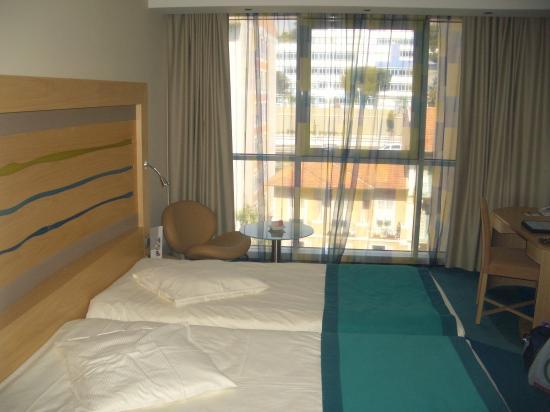 Radisson Blu Hotel, Nice: City View Room - Radisson SAS