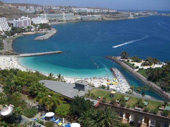 Anfi Beach Club View From Balcony