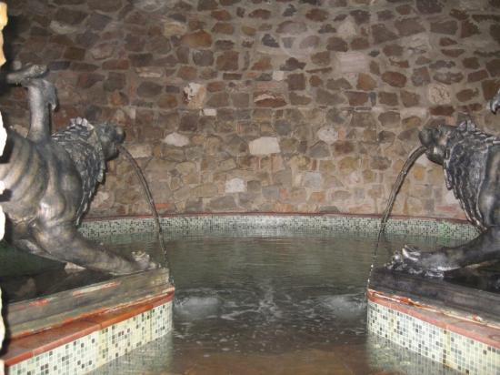 Hotel Adler Thermae Spa & Relax Resort: Grotta Salina Hotel Adler