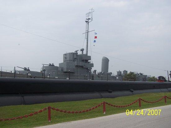 Seawolf Park: Sea Wolf Submarine