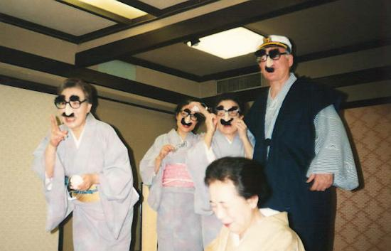 Hiiragiya: Practical jokes for the yukata picture