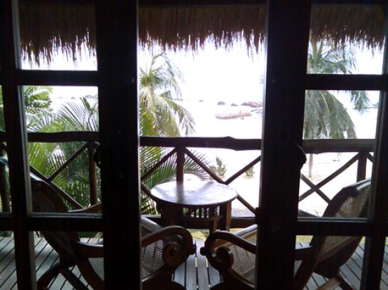 Turi Beach Resort: balcony