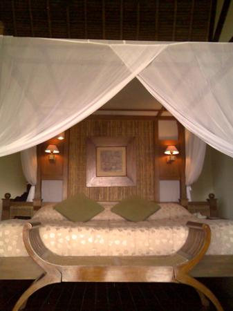 Turi Beach Resort: deluxe chalet