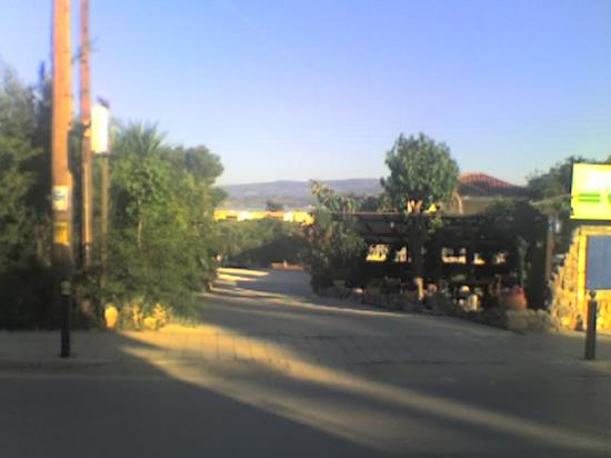 Irilena Hotel: view from Irilena