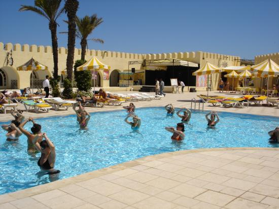 JAZ Tour Khalef Thalasso & Spa : the pool