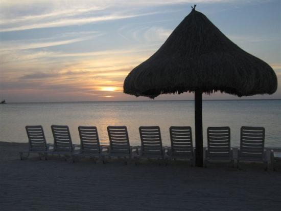 Turquoise Bay Dive & Beach Resort: Sunsets