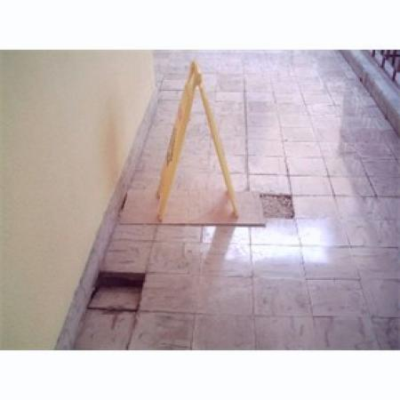 Hotel Agave Azul: Hallway