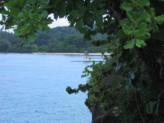 Jamaica Inn : View from Terrace