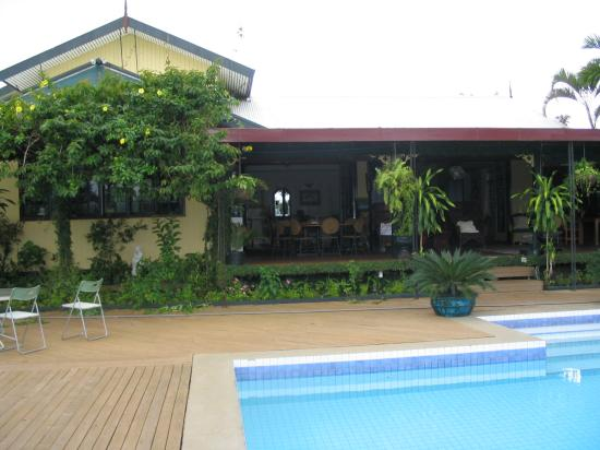 Homestay Suva: Homestay - View of the House 2