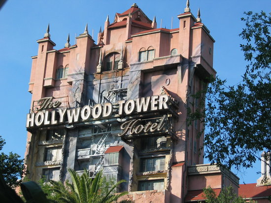 Disney S Hollywood Studios The Tower Hotel