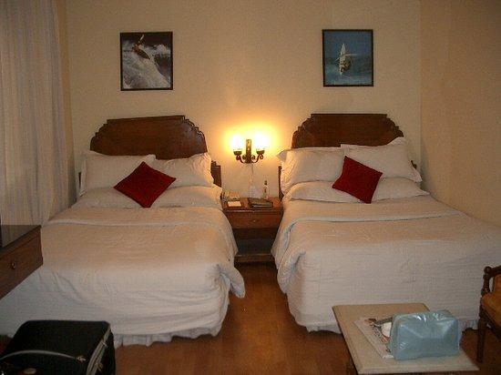 Jukaso Inn: Our room