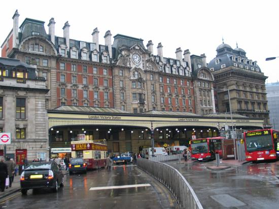 victoria station picture of grange rochester hotel london tripadvisor. Black Bedroom Furniture Sets. Home Design Ideas