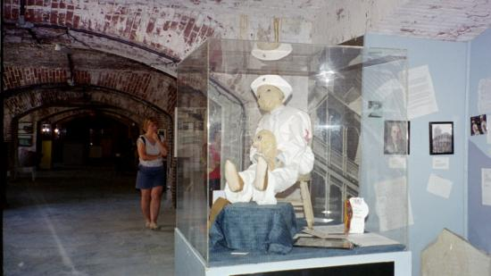 Fort East Martello Museum : Robert
