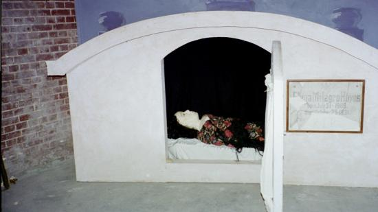 Fort East Martello Museum : Elena