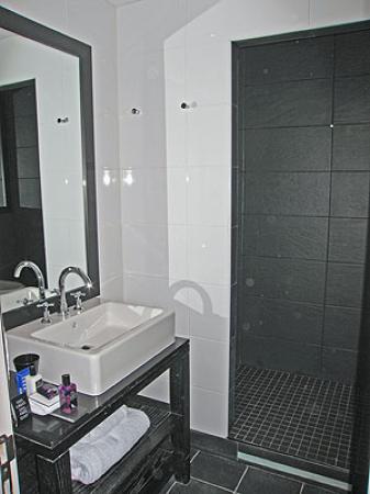 Malmaison Liverpool bathroom sink