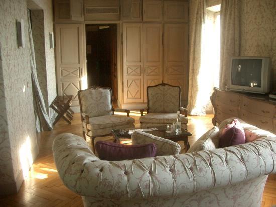 Chateau Eza : suite royal