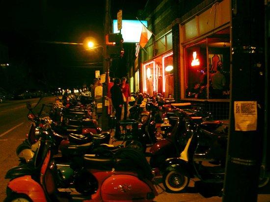 Photo of Nightclub THE COMET at 4579 Hamilton Ave, Cincinnati, OH 45223, United States